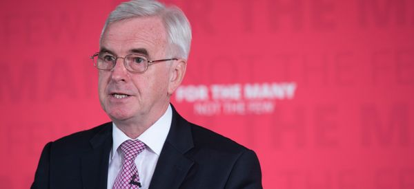 John McDonnell Says Labour Decision Not To Hold Conference Brexit Vote Is 'Democracy At Work'