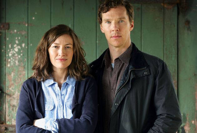 Benedict Cumberbatch and Kelly McDonald in 'The Child In