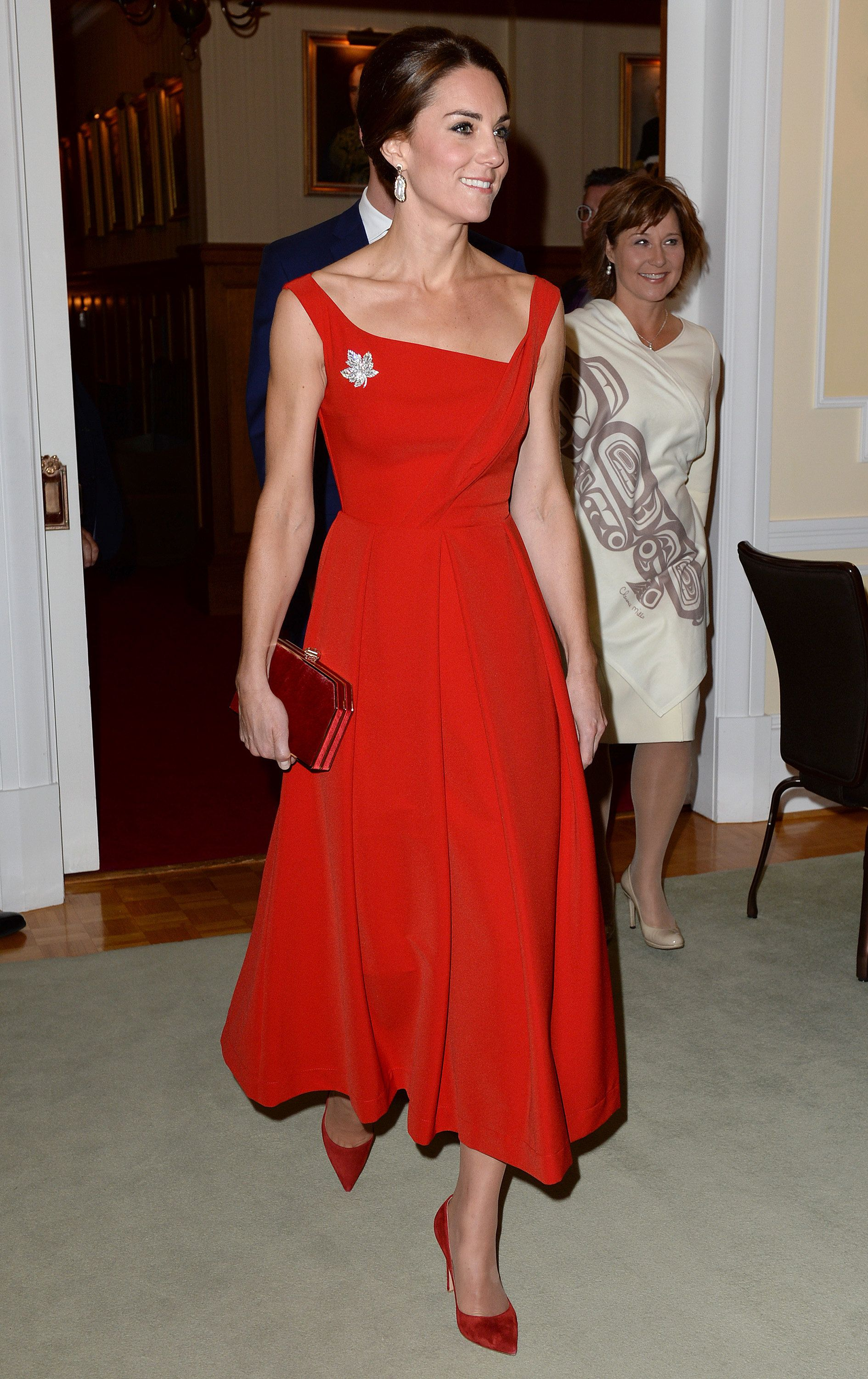 The Duchess Of Cambridge's Favourite Brands Bring Couture To The High