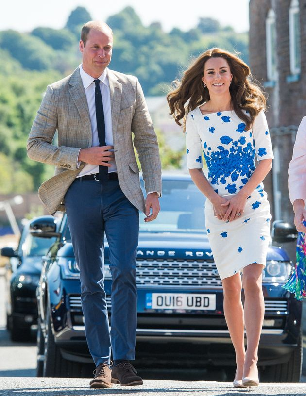 Preen X L.K Bennett: The Duchess Of Cambridge's Favourite Brands Bring Couture To The High