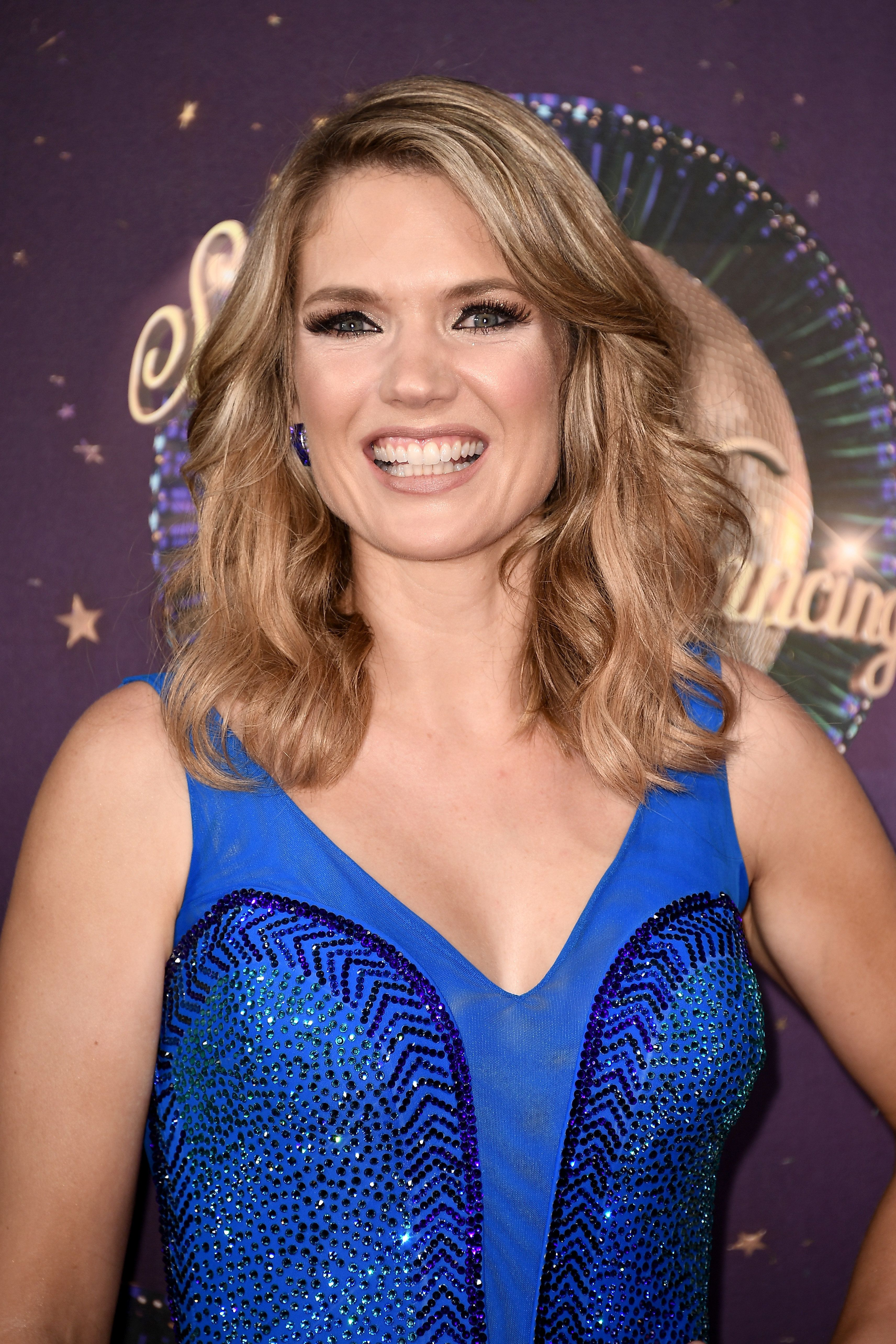 Charlotte Hawkins Insists The Infamous 'Strictly' Curse Isn't An Issue