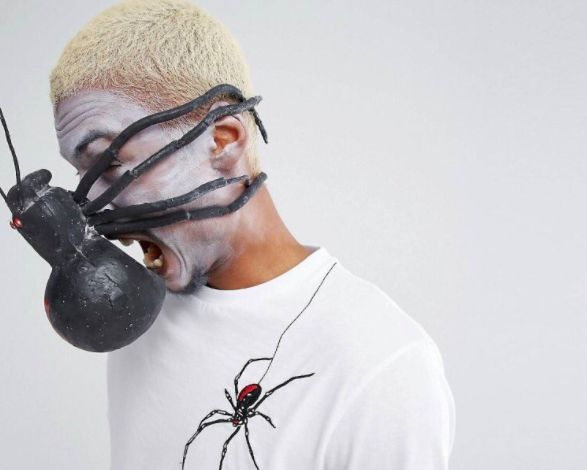 ASOS Men's Halloween Editorial Is A Masterclass In