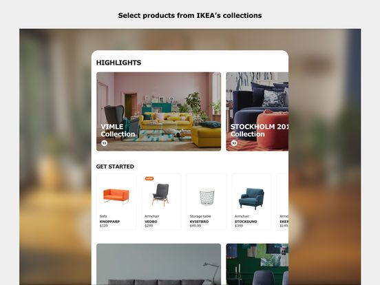 Ikea Places App Lets You Virtually Try Out Furniture In Your