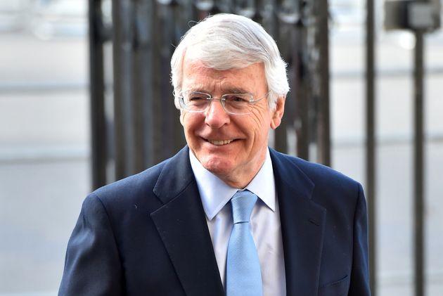 John Major, whose government introduced Private Finance Initative