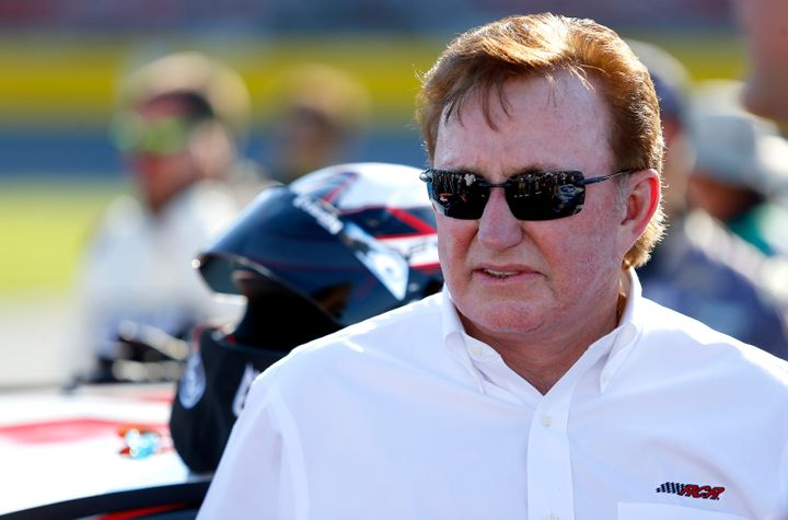 Richard Childress said he'd provide employees who demonstrate a bus ride once the anthem was over.