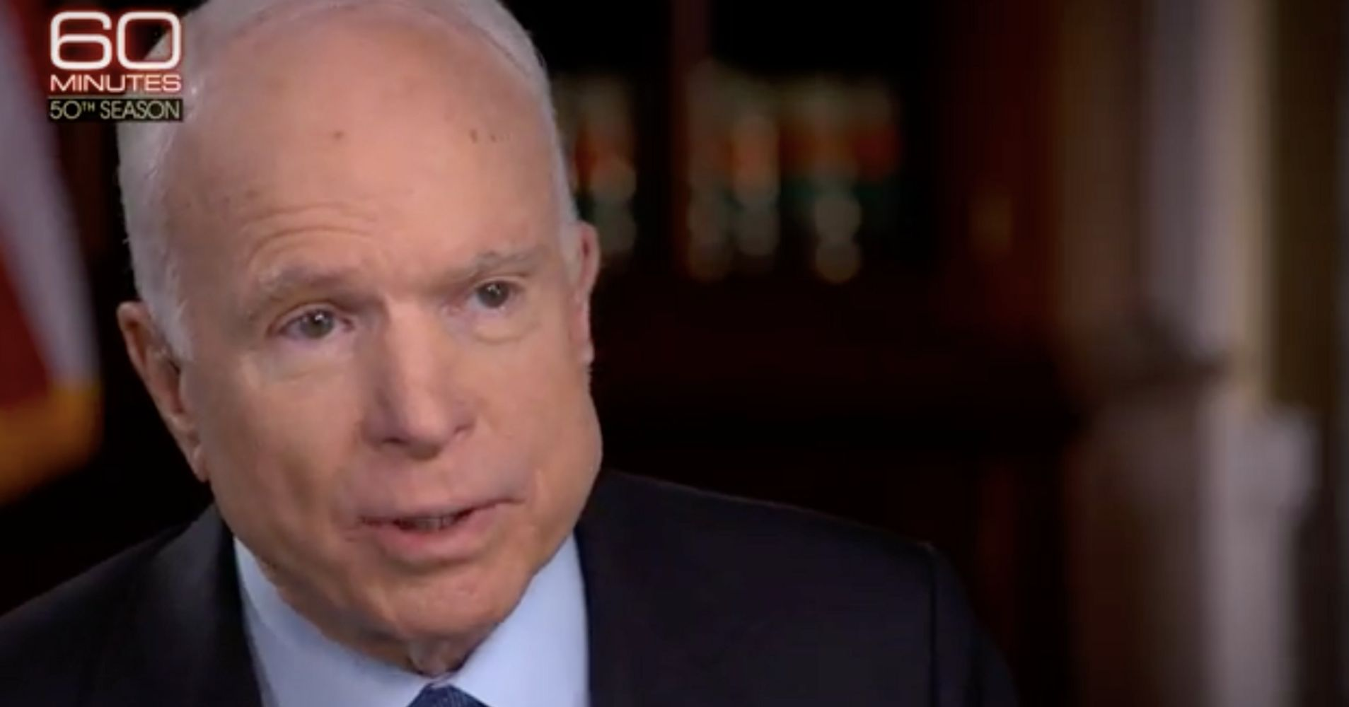 John McCain: Donald Trump Never Apologized For 'Captured' Insult