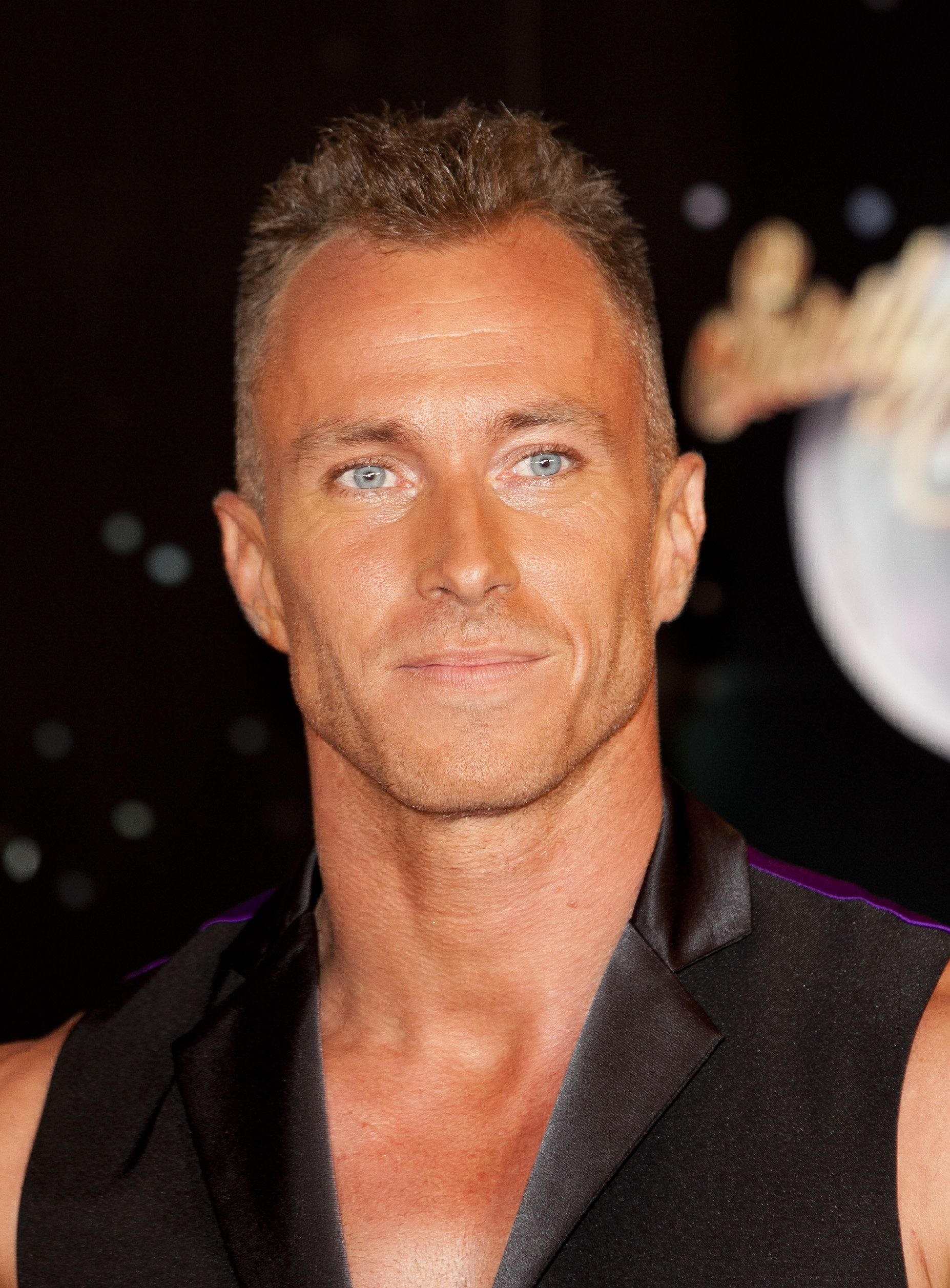 James Jordan is not in favour of same-sex pairings on 'Strictly Come