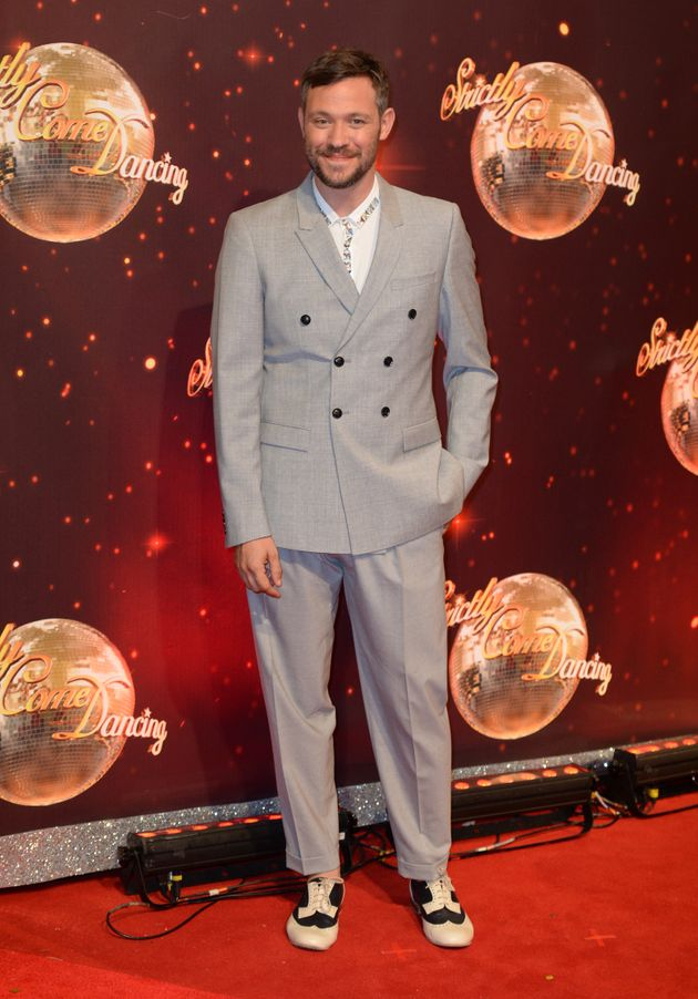 Will Young danced with a woman when he competed on 'Strictly' last