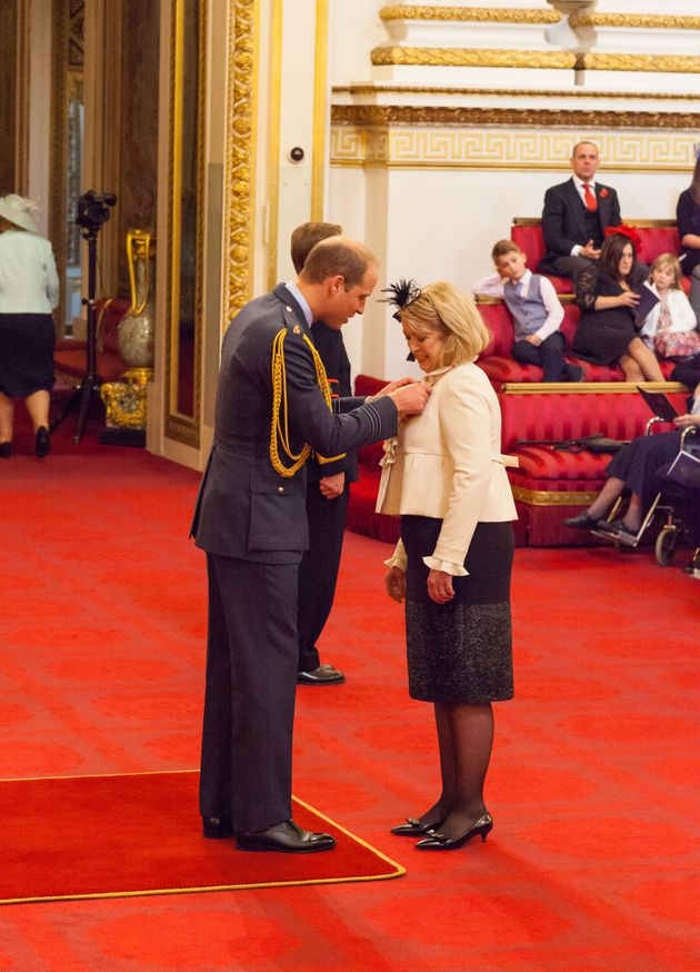 Elaine Nicholson became the first person in the UK to be awarded with a Queens Honour (MBE) in Asperger's...