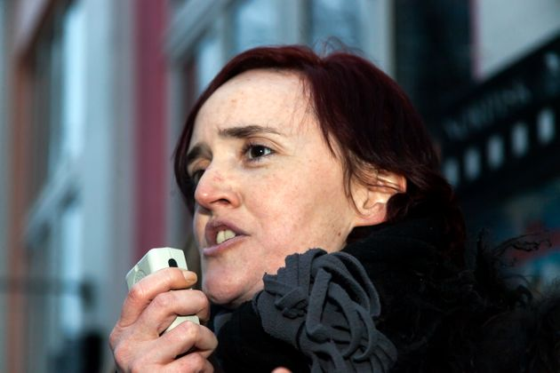 Anne Marie Waters, a former deputy leader of Pegida UK, is one of the two favourites to win the Ukip...