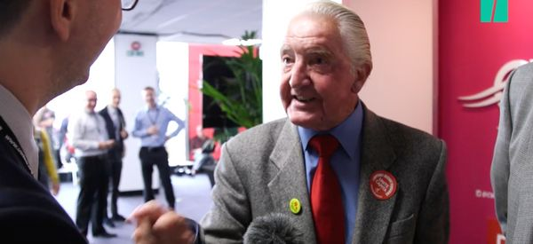 'You're Fired!' Watch As Dennis Skinner Lays Into Journalist