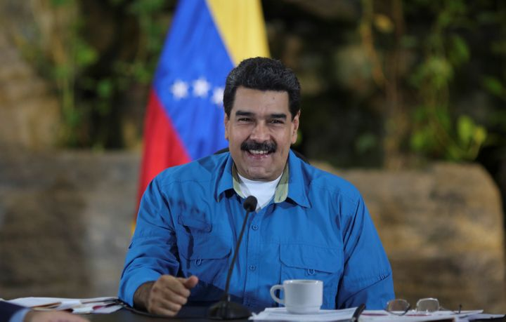 Government officials under President Maduro have been banned from travelling to the US