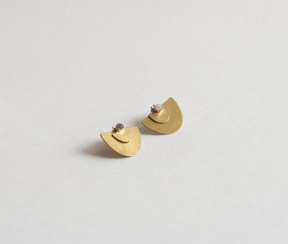 """<a href=""""https://www.etsy.com/listing/280167206/suma-ear-jacket-studs-brass-and-sterling?ga_order=most_relevant&ga_search"""