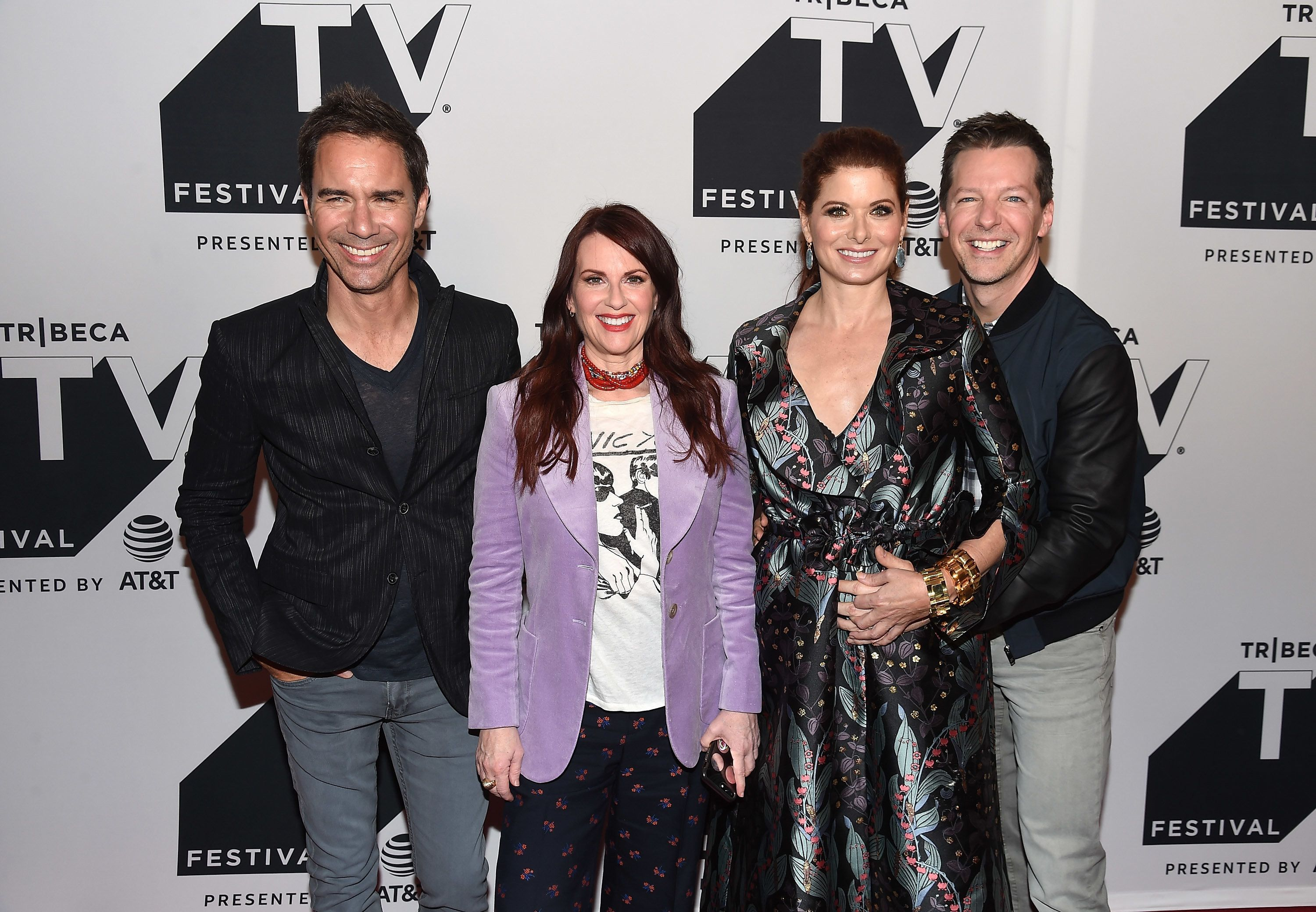 Debra Messing Asked That Grace Be A Feminist In 'Will & Grace'