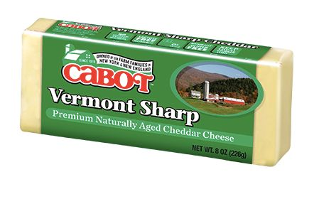 Seriously Sharp vs  Extra Sharp: Cabot Clears Up Which Cheese Is
