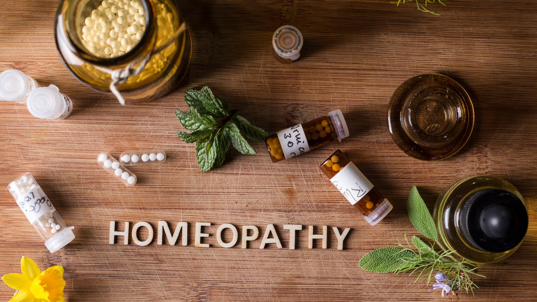 What Is Homeopathy? The Lowdown On The Alternative Medical