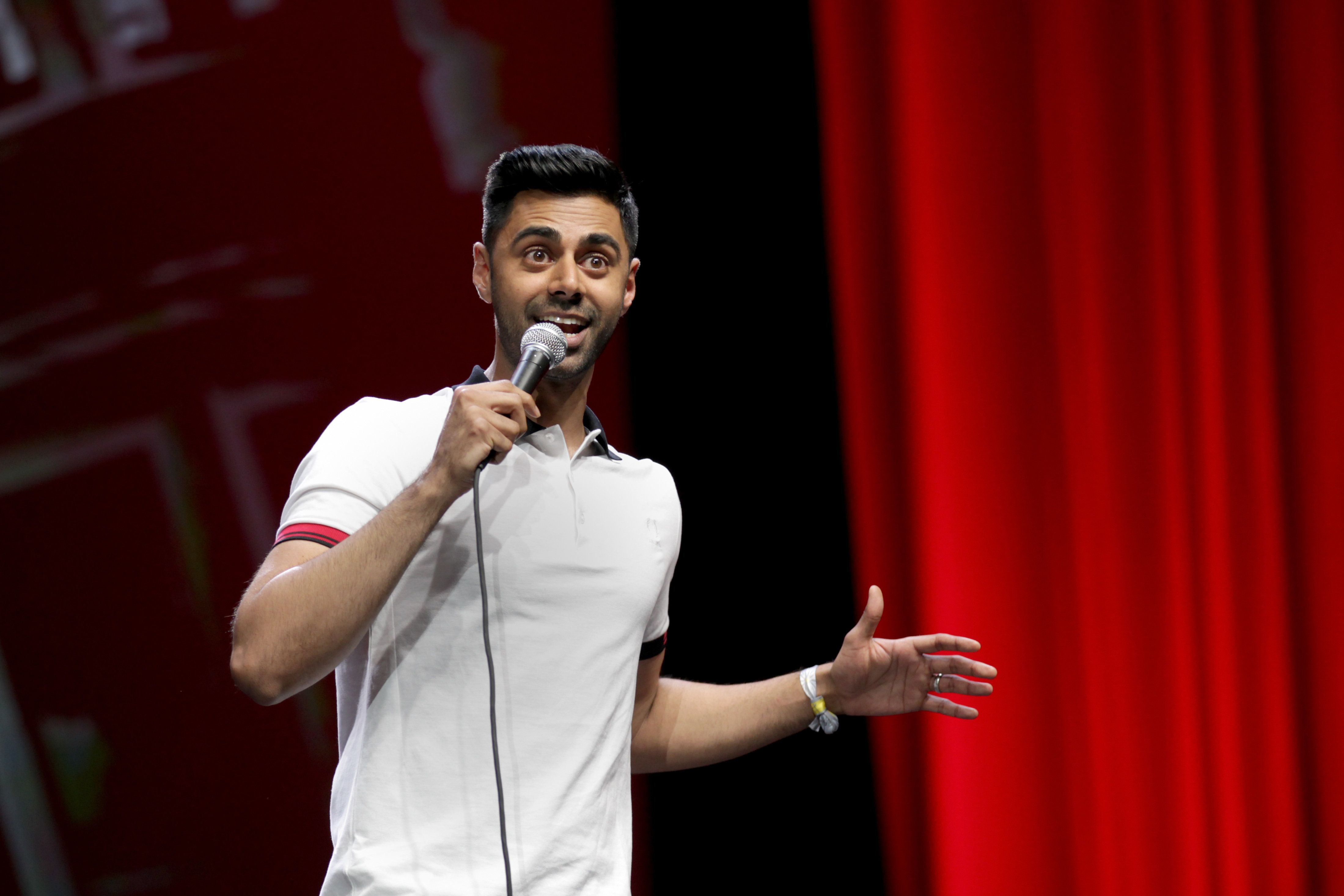 "Comedian Hasan Minhaj is a ""Daily Show"" correspondent and a stand-up comic."