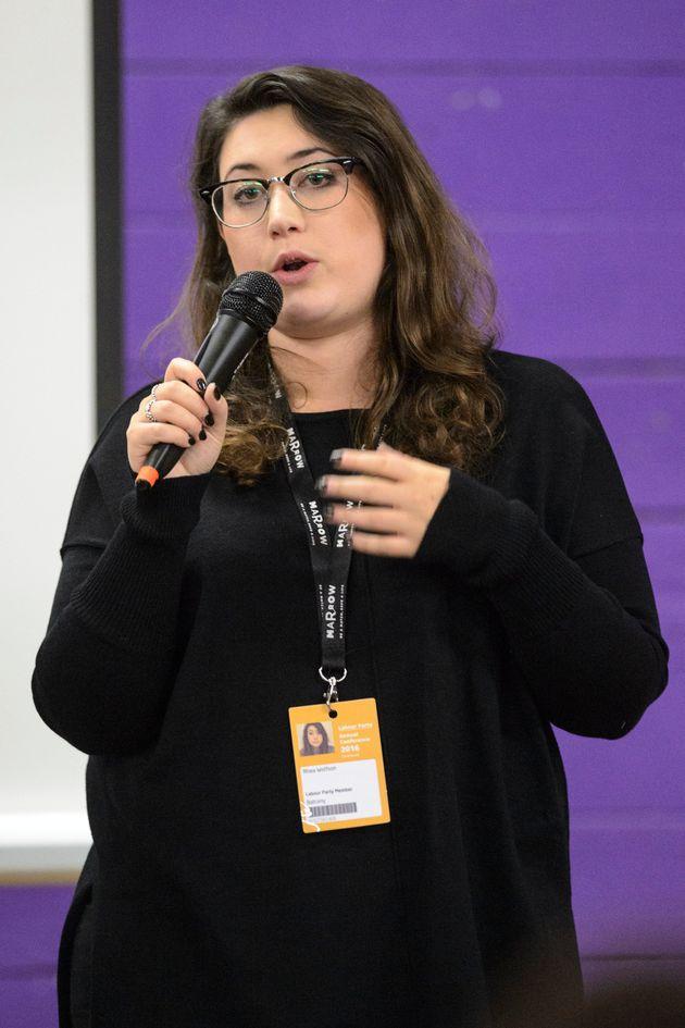 Rhea Wolfson, of Scottish