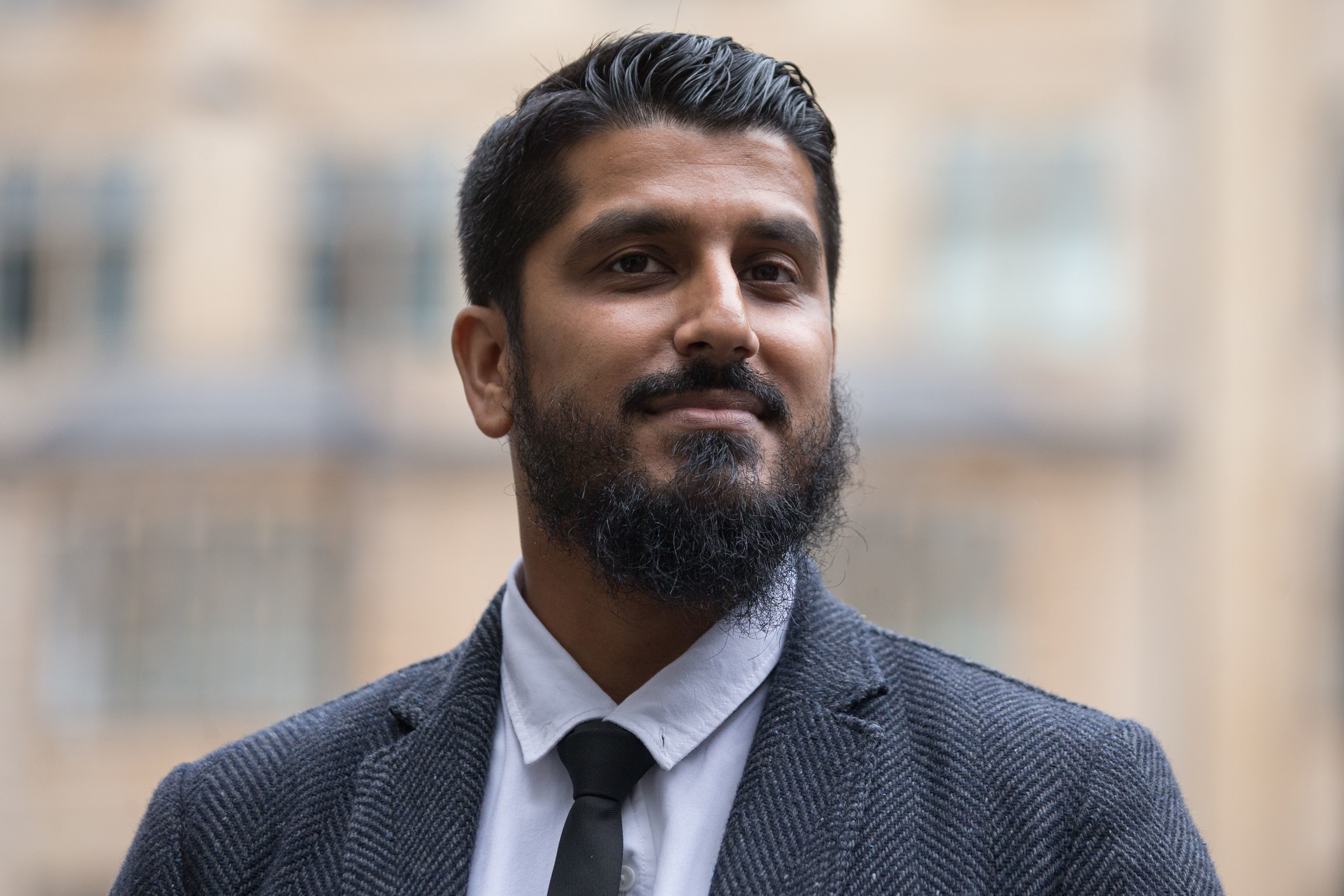 Cage director Muhammad Rabbani has been convicted of an offence under the Terrorism