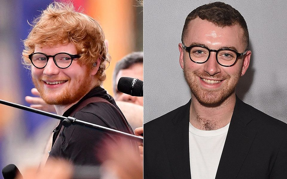 Sam Smith Defends Ed Sheeran From 'Song Whore'