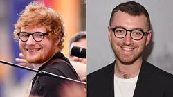 Sam Smith Defends Ed Sheeran From 'Song Whore'