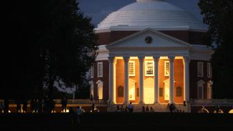 The Rotunda in Charlottesville, VA