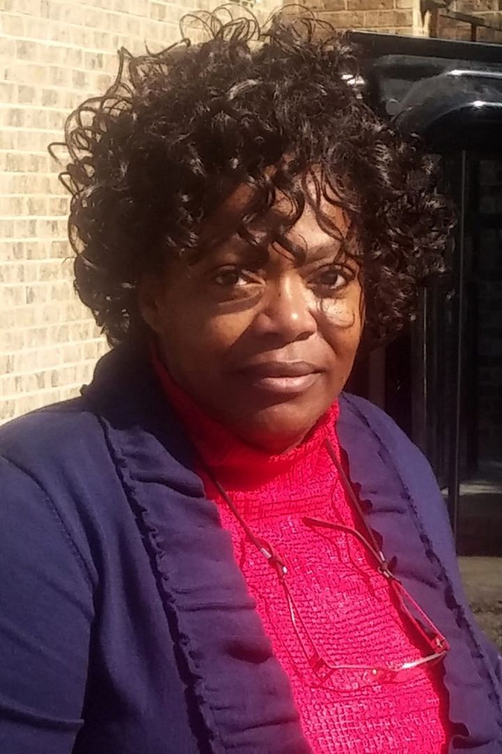 Beverly Harrison was fired from a position as a crossing guard for Dallas County schools in 2013 due to a decades-old convict