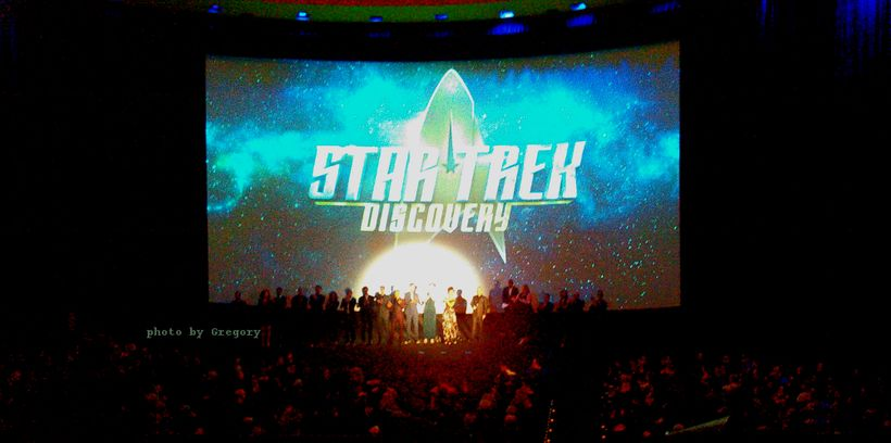 <strong>A new Star Trek series is cause for celebration!</strong>