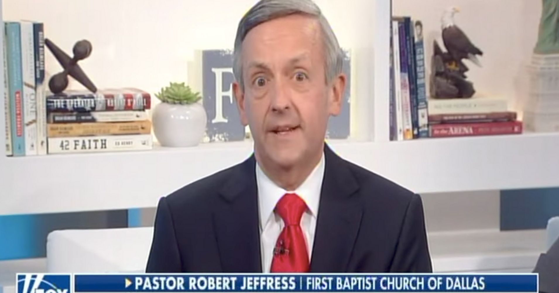 Trump Evangelical Adviser: NFL Kneelers Are Lucky They Aren't 'Shot In The Head'
