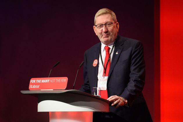 Unite general secretary Len McCluskey claimed Labour had in fact won the election
