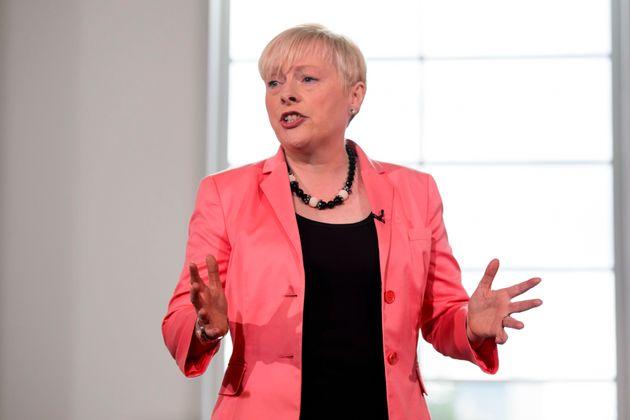 """Angela Eagle said Labour needs a """"Marshall Plan"""" to rebuild"""