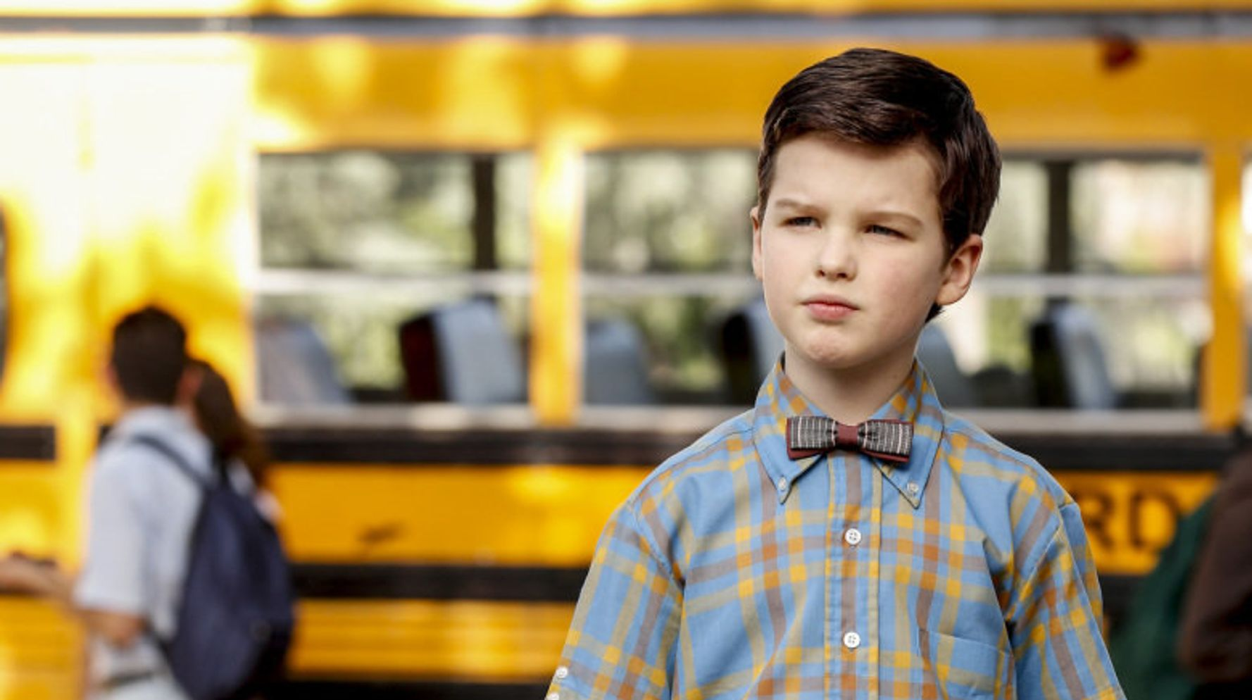 The Weird 'Young Sheldon' Casting Choice You Might've Missed | HuffPost