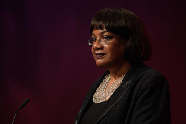 Labour Shadow Home Secretary Diane Abbott defended Laura