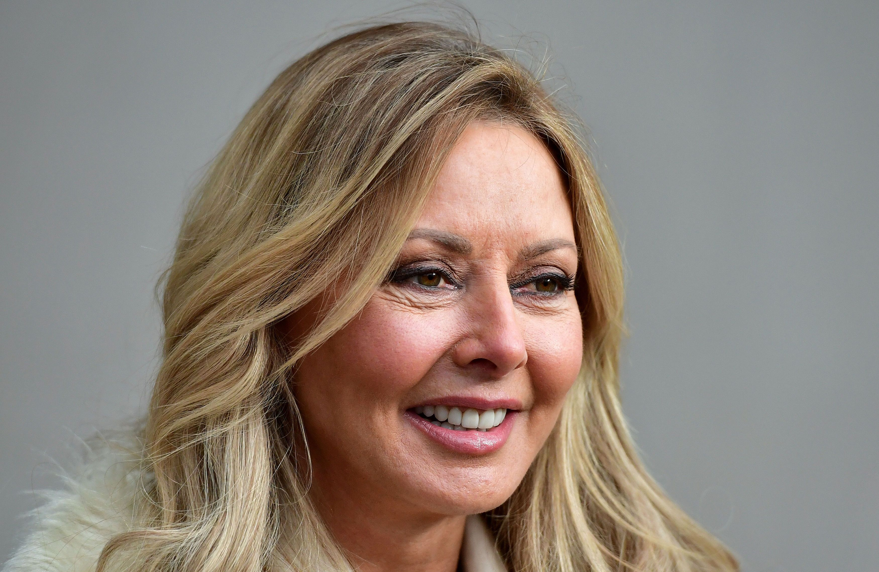 Carol Vorderman Hits Back At 'Sad' Criticism Of 'Puffy' Appearance On 'The One