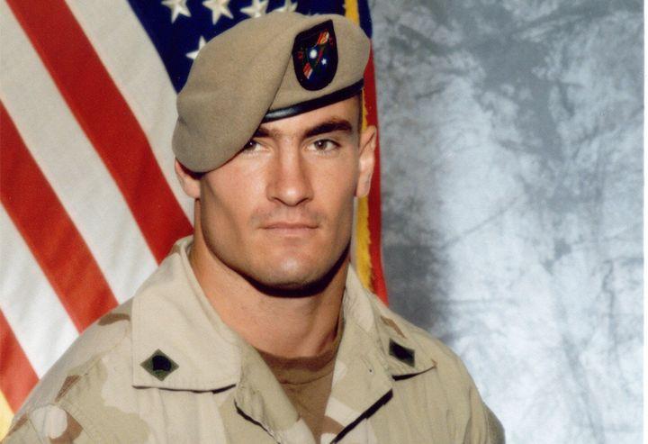 Pat Tillman was killed in combat in 2004.