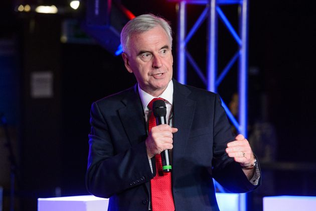 John McDonnell Looking At 'War-Game' Plans For A Run On The Pound If Labour Win Next