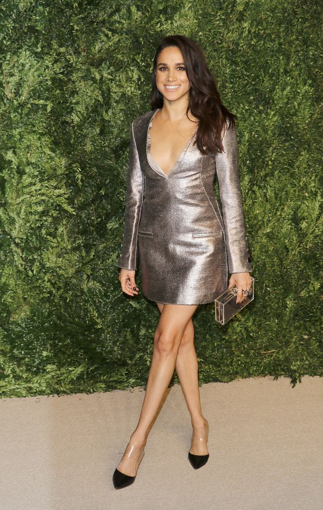Attending the 12th Annual CFDA/Vogue fashion Fund Awards on 2 November