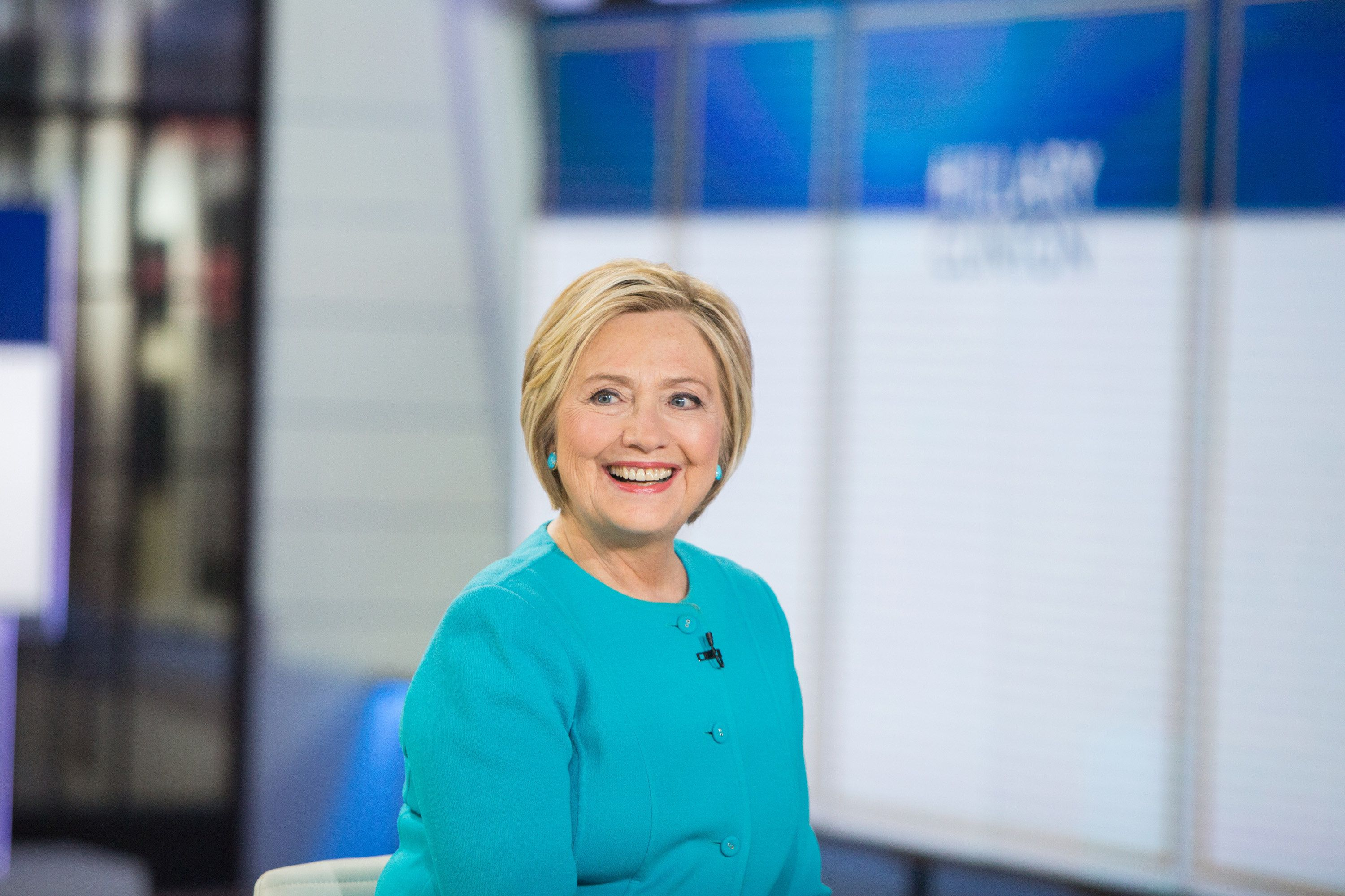 Why Hillary Clinton Was 'Shocked' Over Her Campaign Beauty