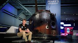 Here's How You Can See The Spacecraft That Brought Tim Peake