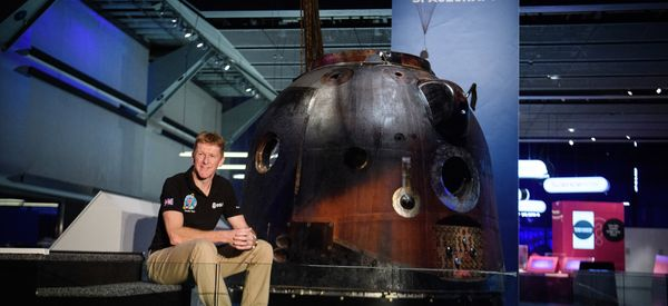 Here's How You Can See The Spacecraft That Brought Tim Peake Home