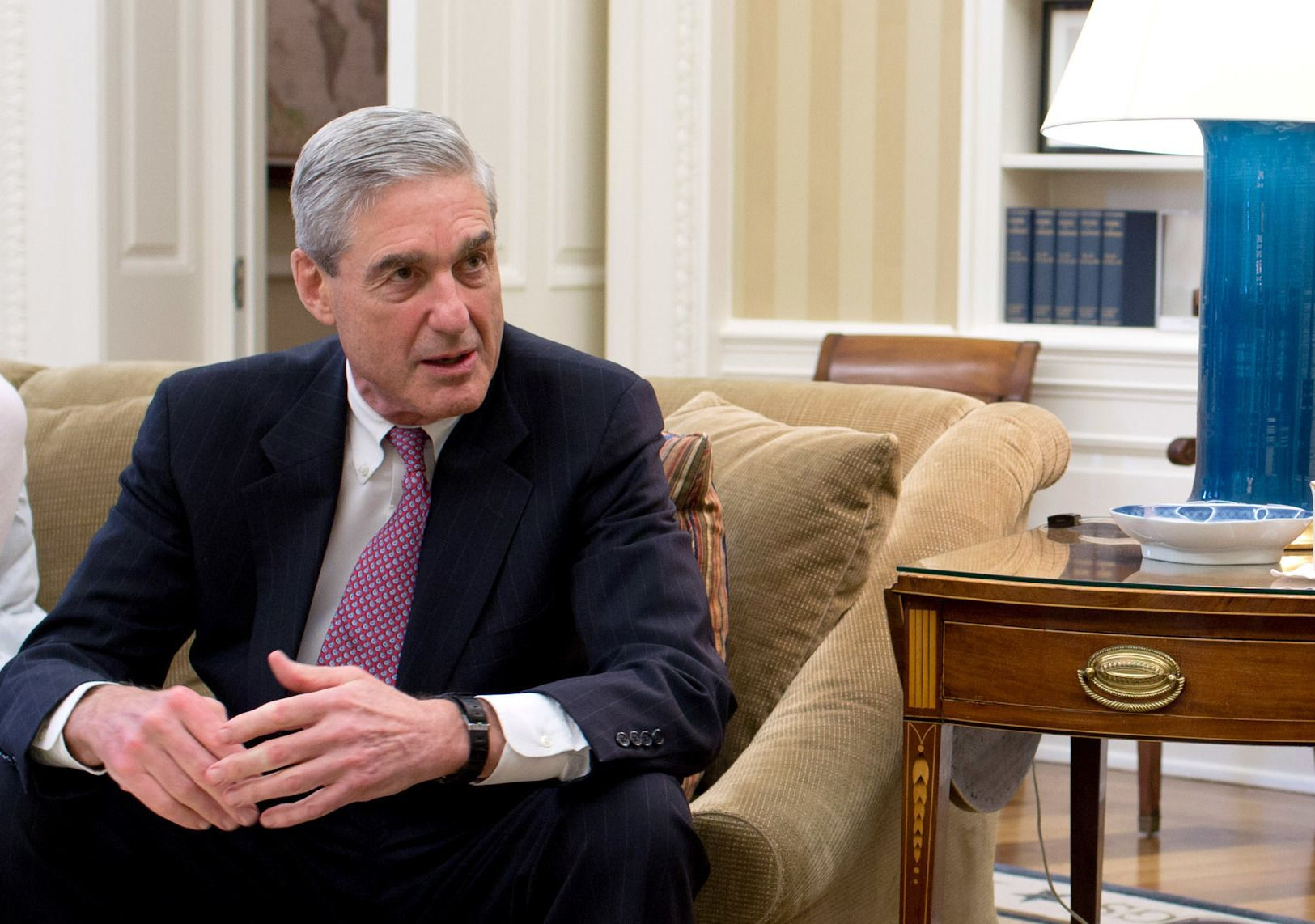IRS shares information with Mueller's special counsel probe