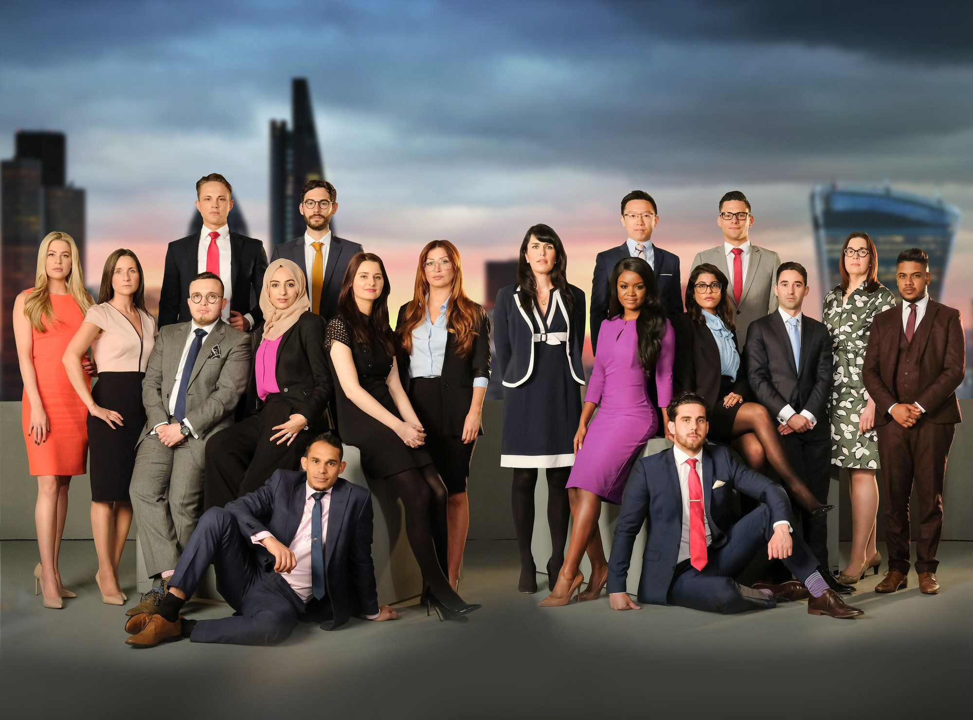 Meet The 'Apprentice' Candidates Hoping To Impress Lord Sugar This