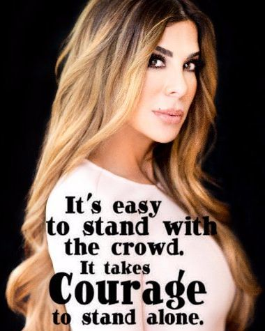 Relationship Expert and Book Author Siggy Flicker of <em>Real Housewives of New Jersey</em>