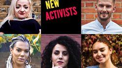 New Activists: Watch Episode Two Of HuffPost UK's Docu-Reality