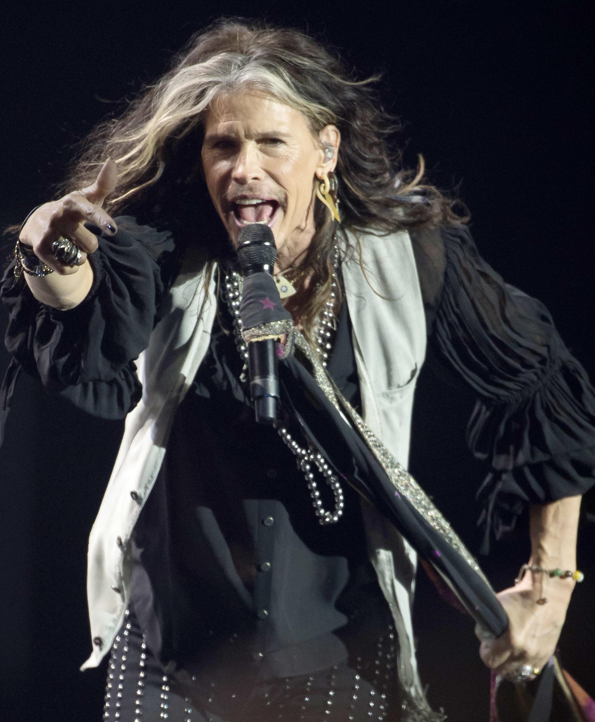 Aerosmith cancels tour dates due to Steven Tyler's health