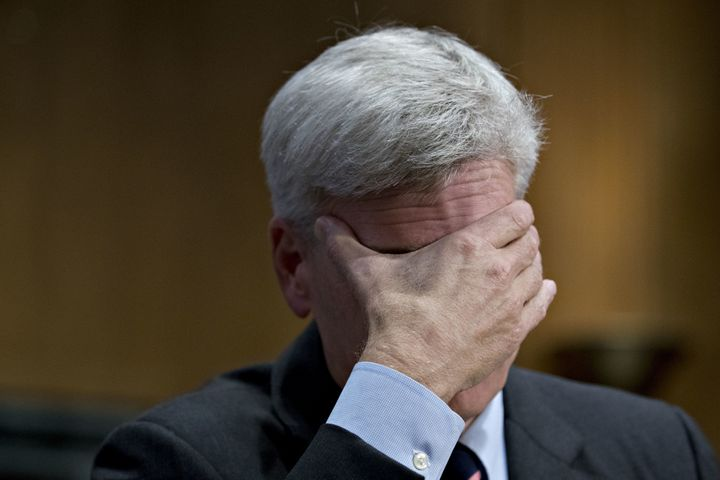 Sen. Bill Cassidy's (R-La.) attempt to overturn Obamacare failed.