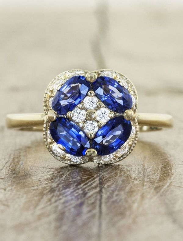 "<i>Buy it from <a href=""https://shop.kenanddanadesign.com/collections/vintage-inspired-engagement-rings/products/unique-"