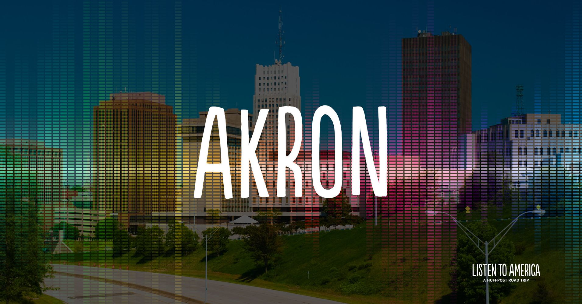 The Ultimate Akron Ohio Road Trip Playlist Huffpost