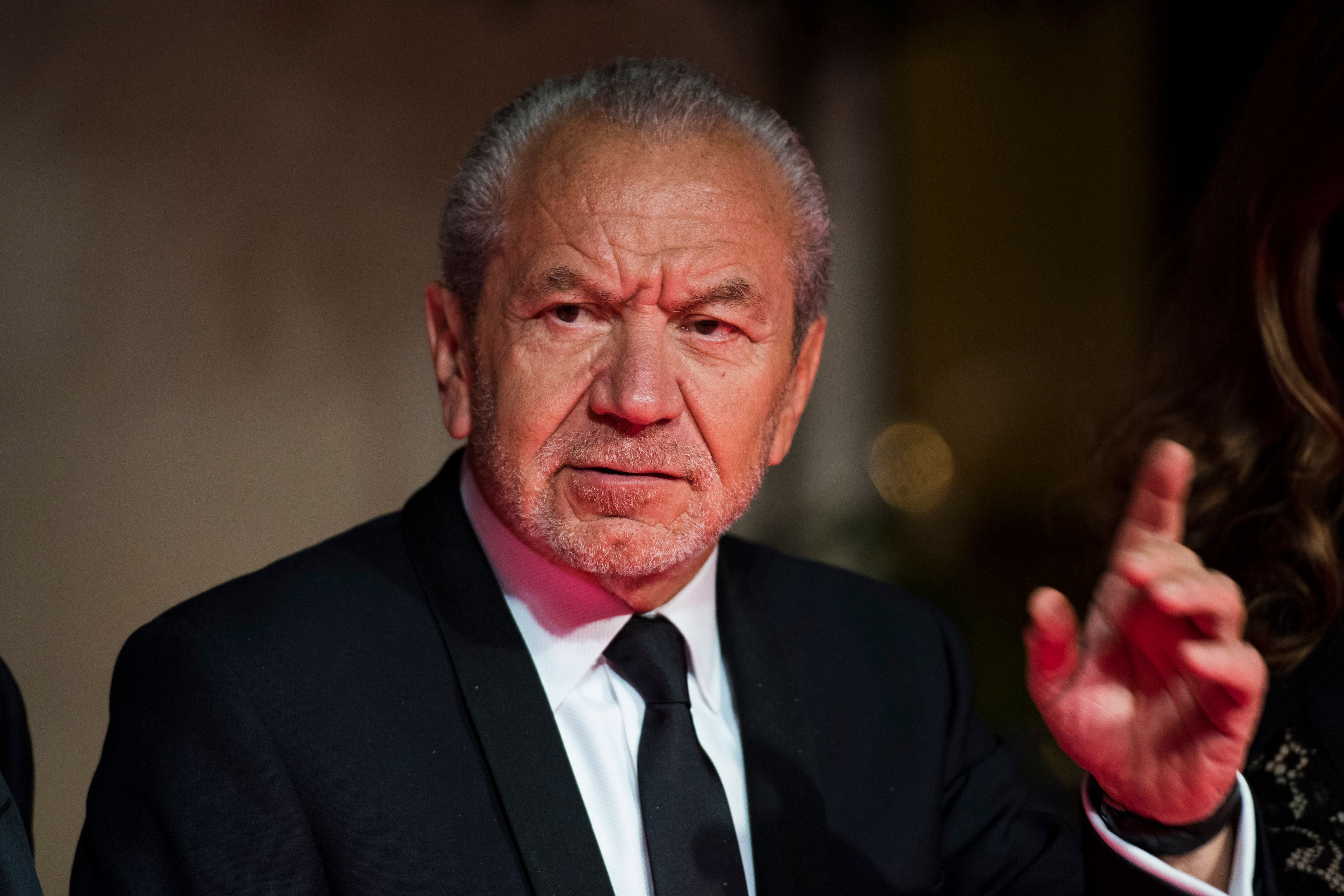 The Apprentice's Alan Sugar Claims He 'Launched Piers Morgan's Television