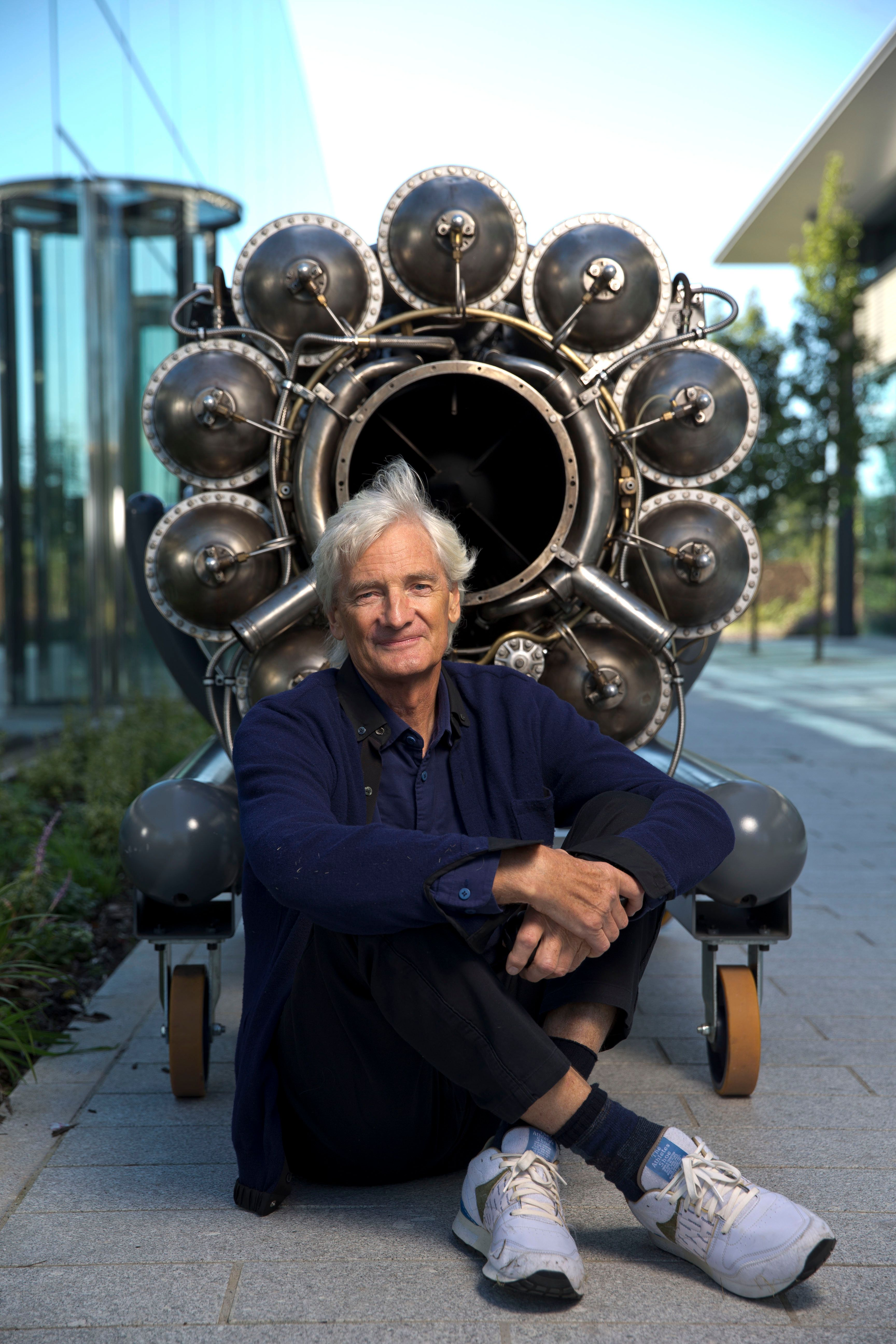 Dyson Electric Car Will Launch In